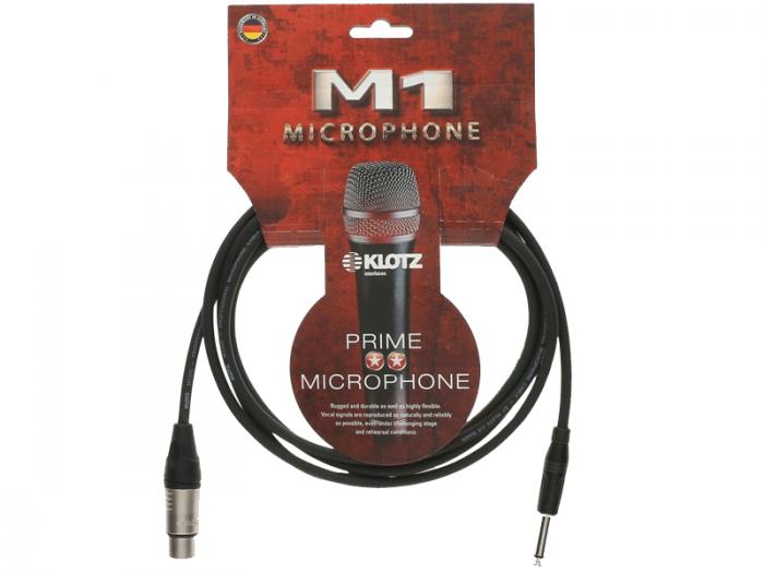 Kabel mikrofonowy KLOTZ MBFP1K0200 XLR-jack (2,0m)