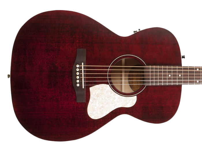ART & LUTHERIE Legacy (Tennessee Red)