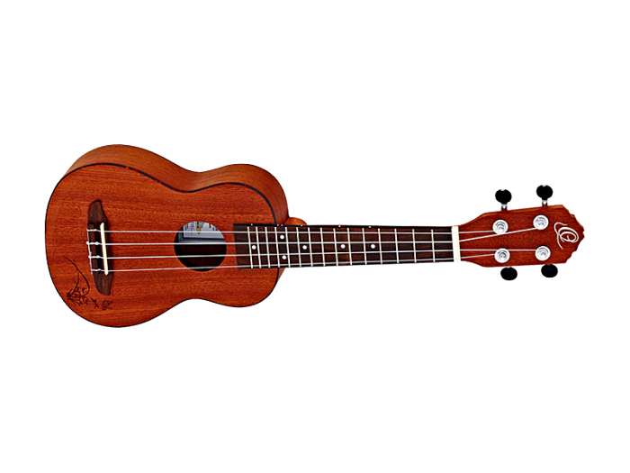 Ukulele sopranowe ORTEGA Bonfire RU5MM-SO